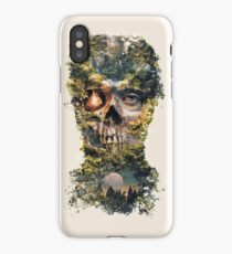 The Gatekeeper Dark Surrealism Art iPhone Case/Skin
