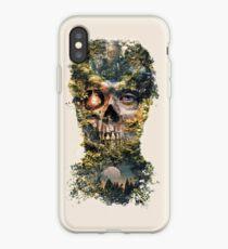 The Gatekeeper Dark Surrealism Art iPhone Case