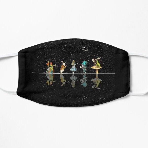 Wonderland Starry Night - Alice im Wunderland Flache Maske