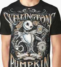 Skellingtons Pumpkin Royal Craft Ale Graphic T-Shirt