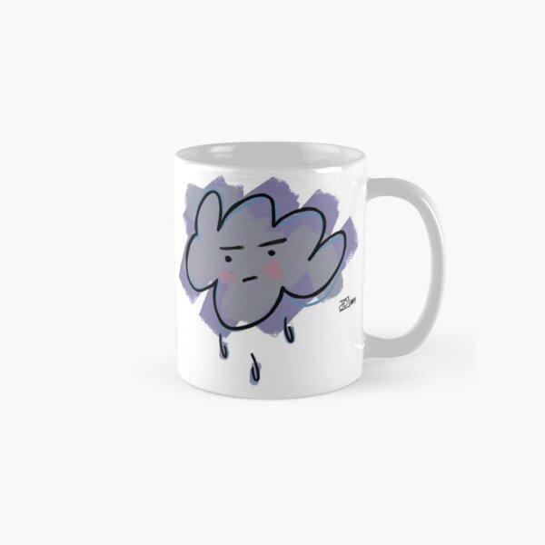 Grumpy Rain cloud Classic Mug