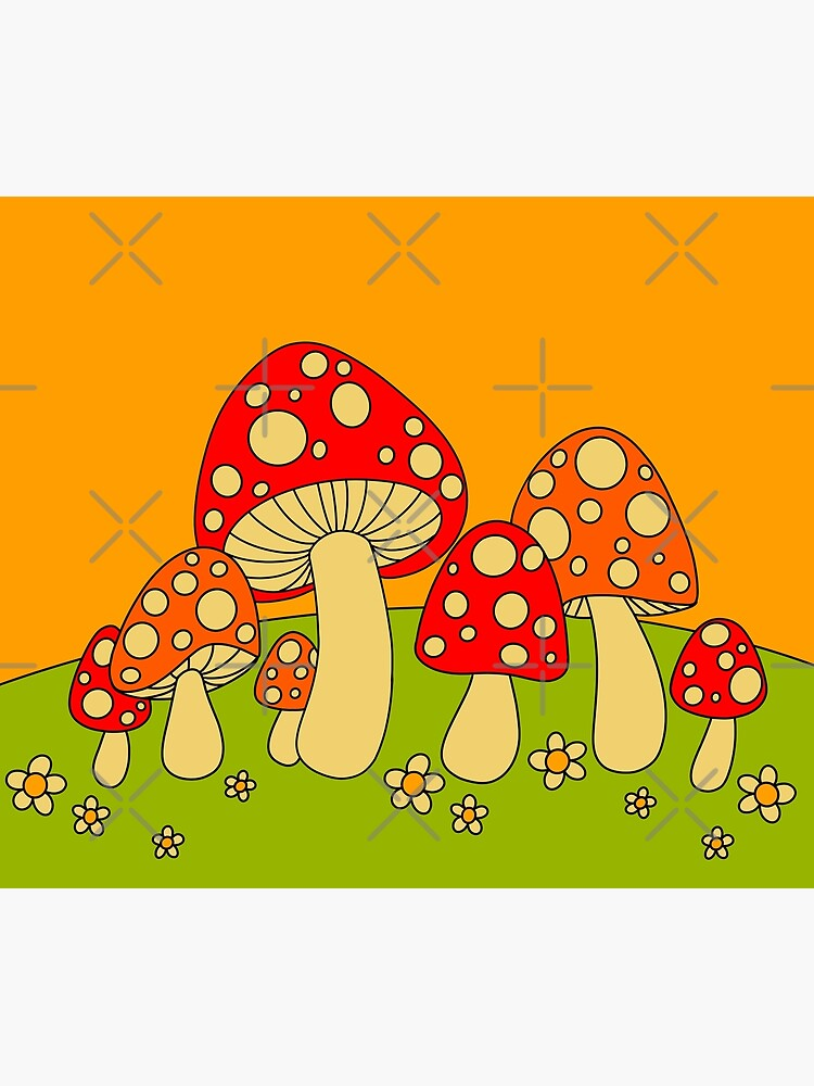 Mushrooms by MissPennyLane
