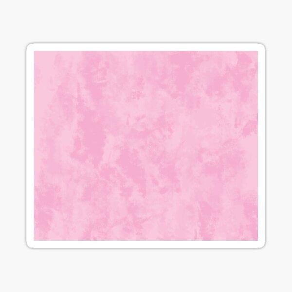 Fun Hot Pink Abstract  Sticker
