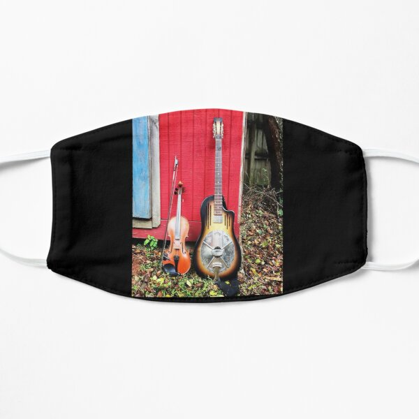 Guitar and Fiddle Mask