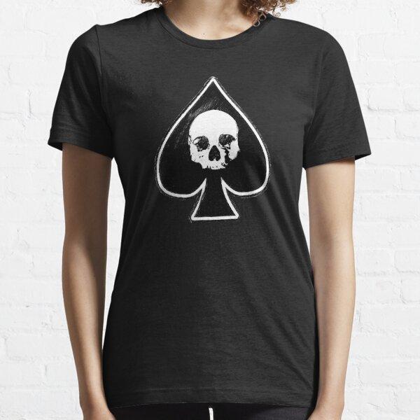 Ace Of Spades Skull Heavy metal Rock Motorhead lover gift t shirt Essential T-Shirt