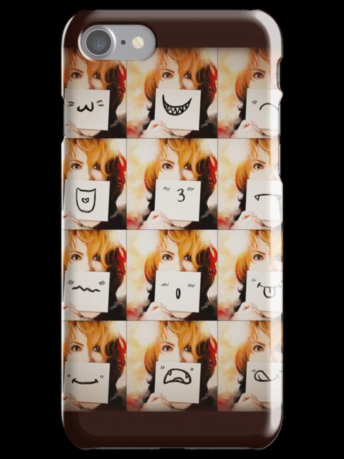 Hyde has many faces by KanaHyde