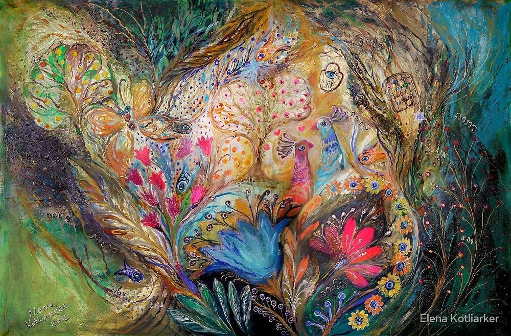 The Tree of Love by Elena Kotliarker