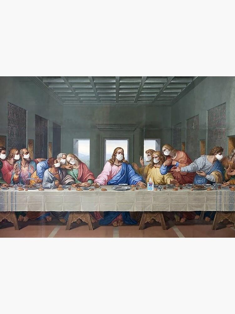 Last Covid Supper by JakeGoris