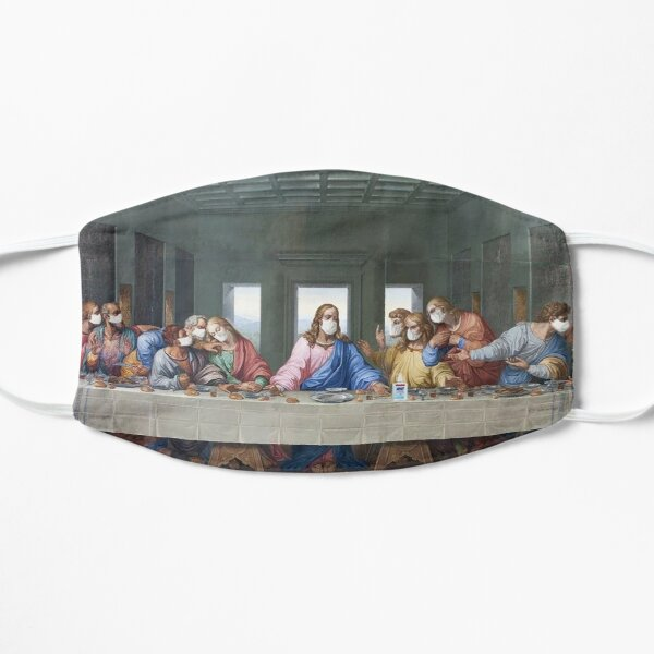 Last Covid Supper Mask