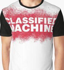 Classified Machine Graphic T-Shirt