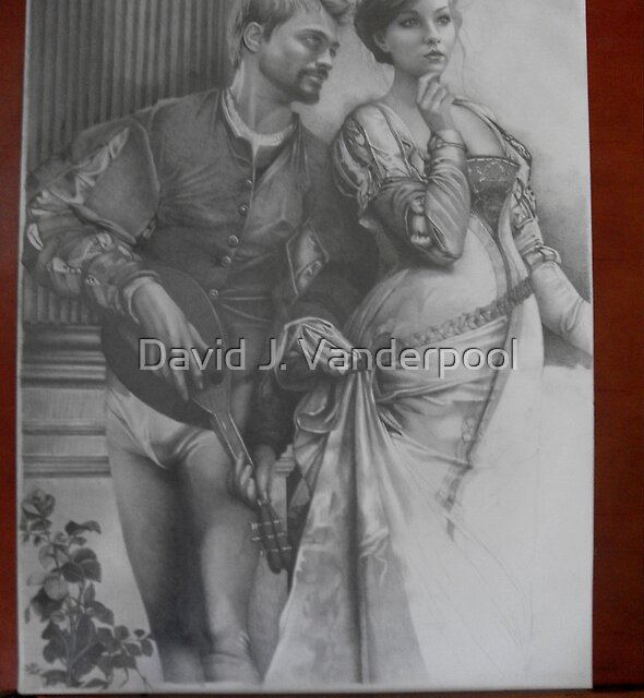 """""""Courting"""" as of 05/12/12 by David J. Vanderpool"""