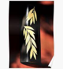 Leaf Lamp Poster