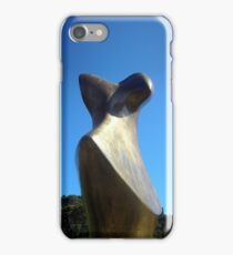 Henry Moore Sculpture iPhone Case/Skin