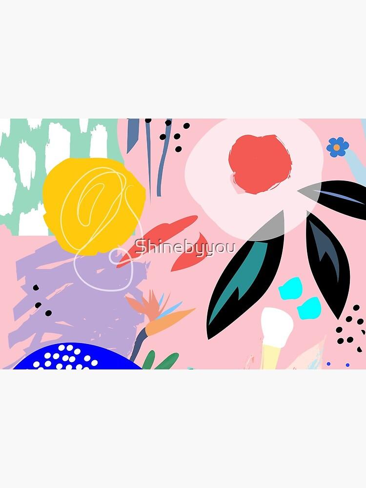 Flowery Love, by Shinebyyou