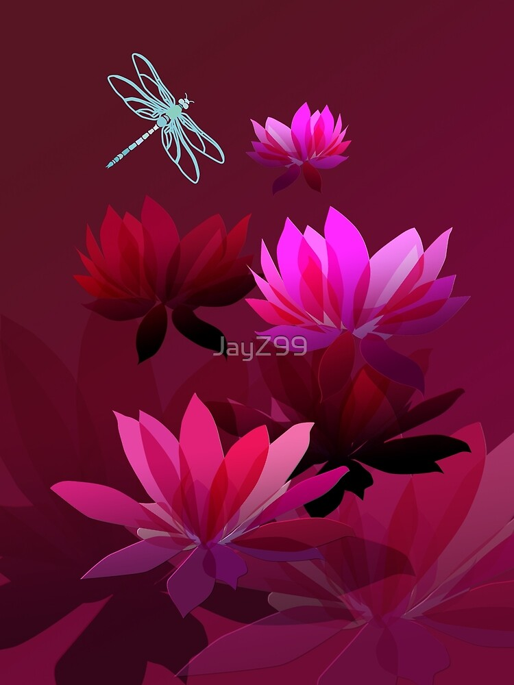 Water lilies too by JayZ99