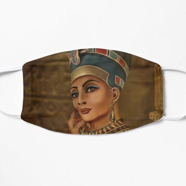 Nefertiti - Neferneferuaten the Egyptian Queen Flat Mask