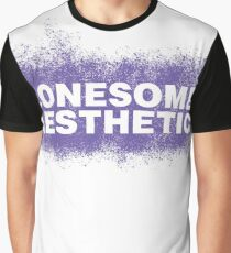 Lonesome Aesthetic Graphic T-Shirt