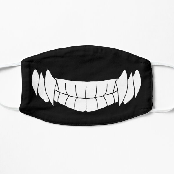 Himiko Toga Teeth Scarf Mask