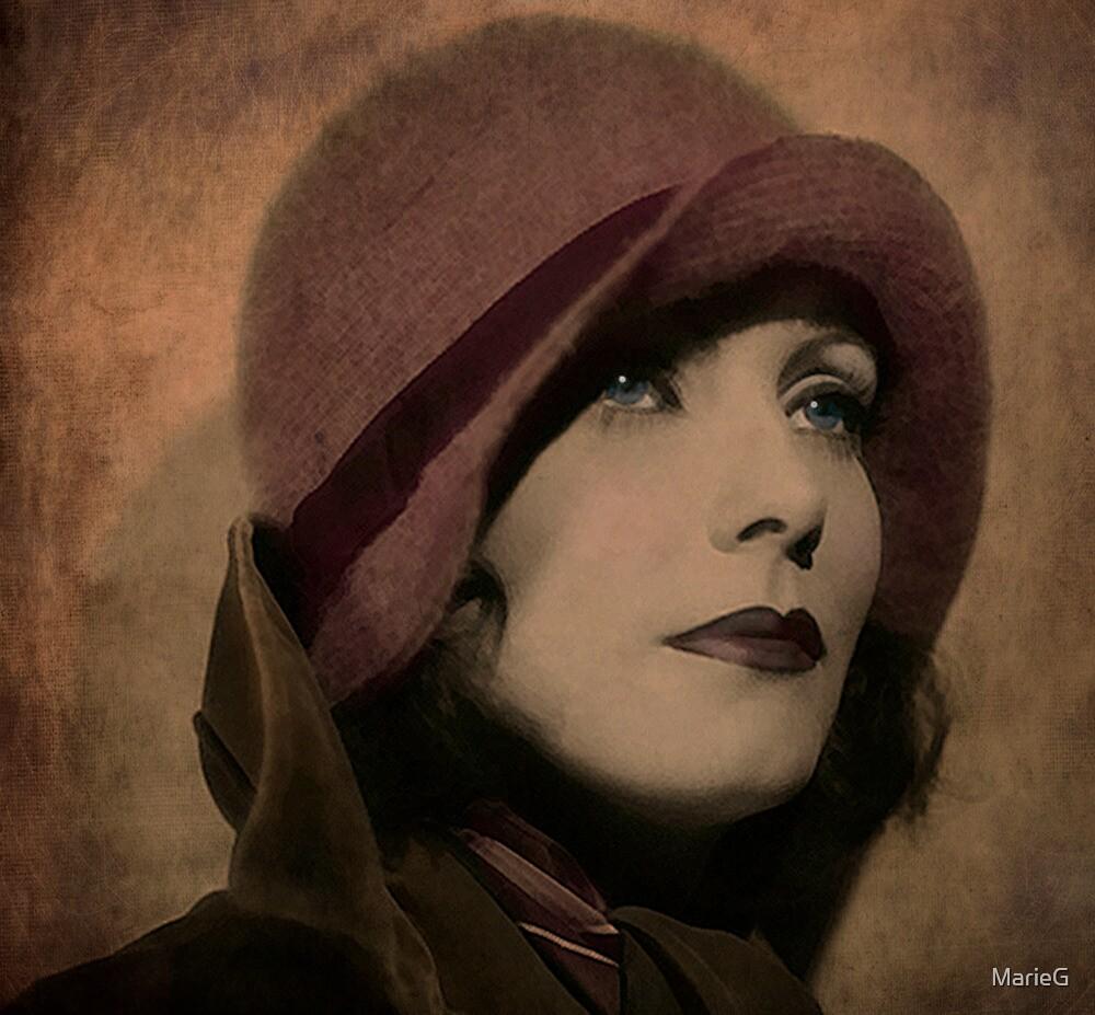 Greta Garbo von MarieG