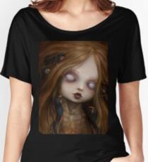 The face of all your fears Women's Relaxed Fit T-Shirt