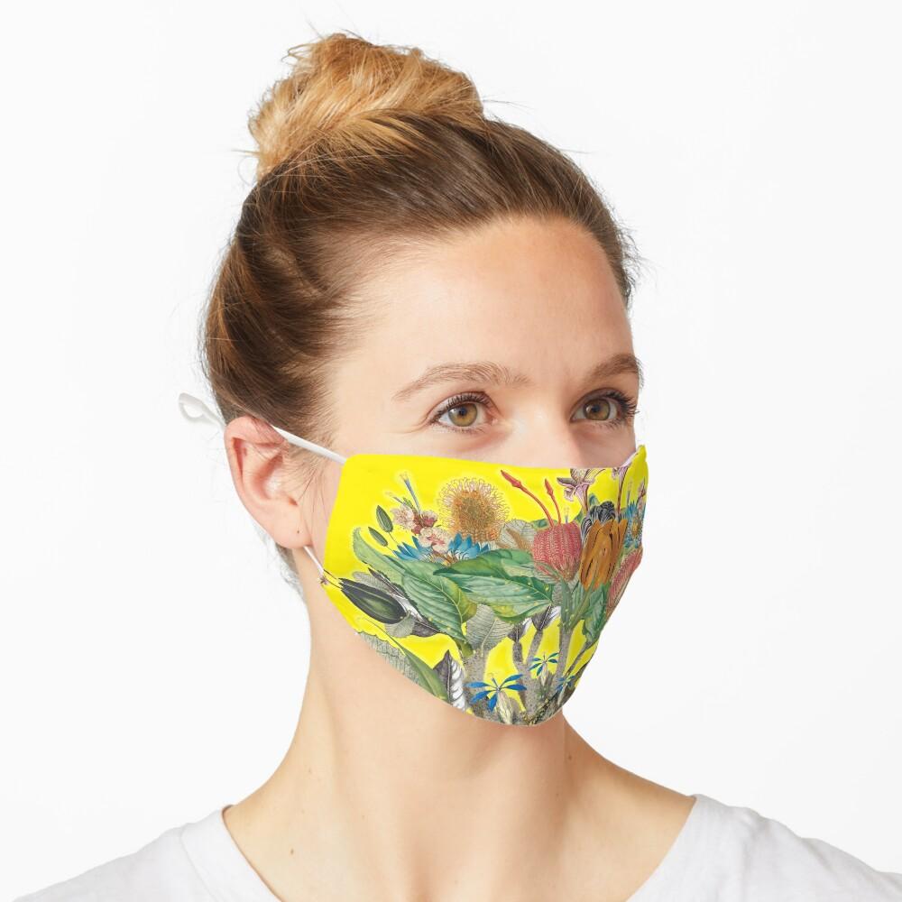 Organic Heart + Mask