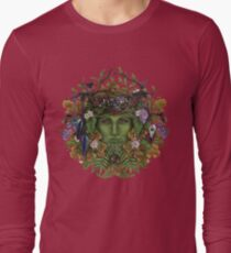 The Greenman Long Sleeve T-Shirt