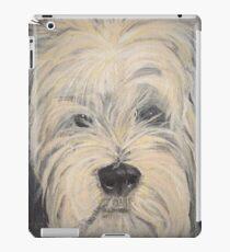 Tibetan Terrier iPad Case/Skin