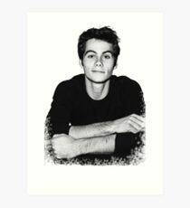 Dylan O'Brien Kunstdruck