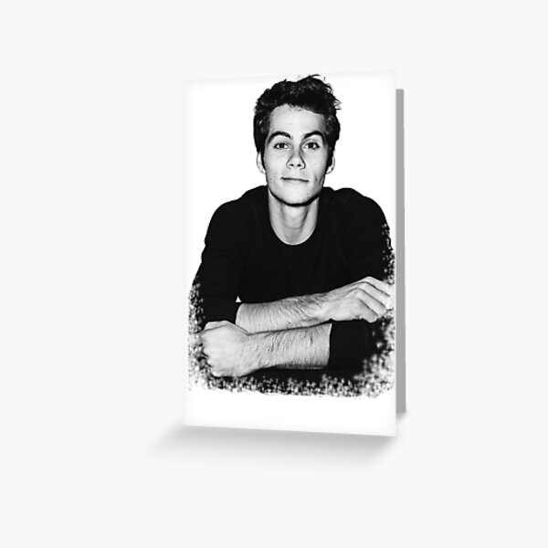 Dylan O'Brien Carte de vœux