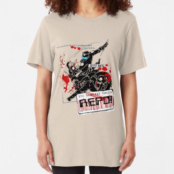 Genetic Repo Man Slim Fit T-Shirt
