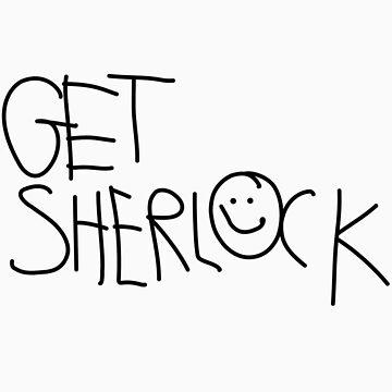 Get Sherlock (black) by fuesch