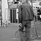 peoplescapes #364, past gate 40 by stickelsimages