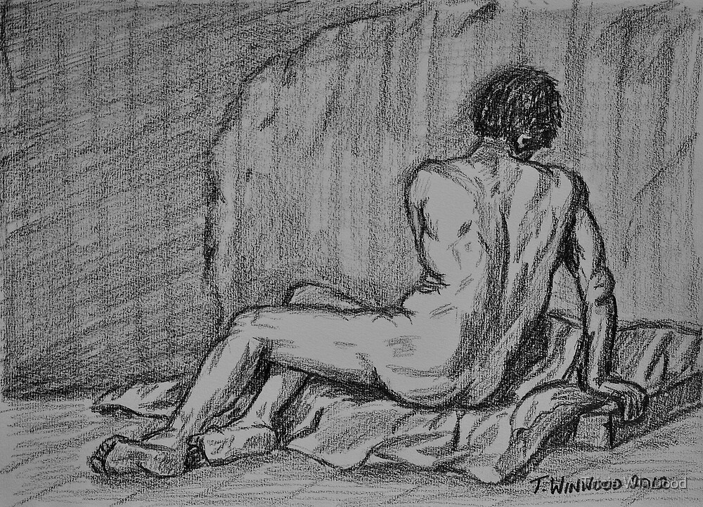 Nude Male by Tricia Winwood