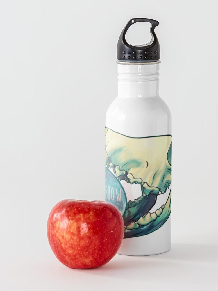 Alternate view of Horrorshow Studios Water Bottle