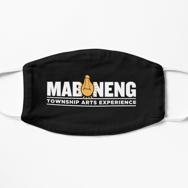 The Maboneng Township Arts Experience Flat Mask