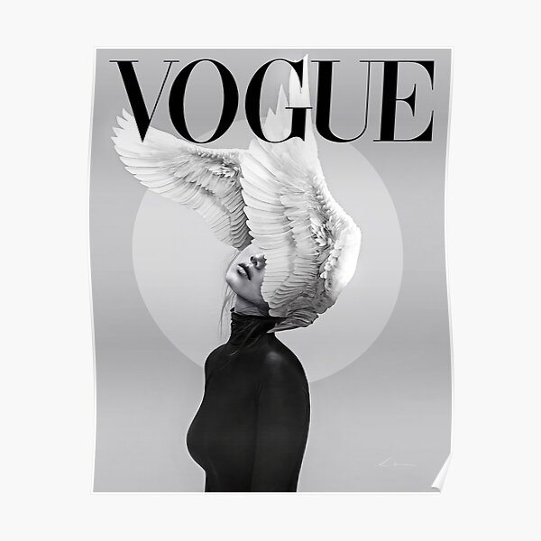VOGUE: Angel Heart Poster