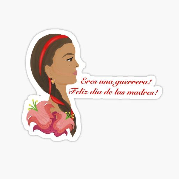 Maravillosa madre-Amor Mamá Madre Momia Mamá Floral Metal Lata