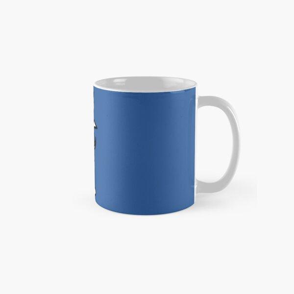 The boy with the spiky hair - mid blue Classic Mug
