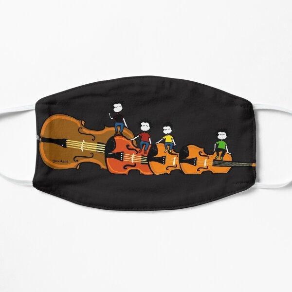 String Quartet Flat Mask
