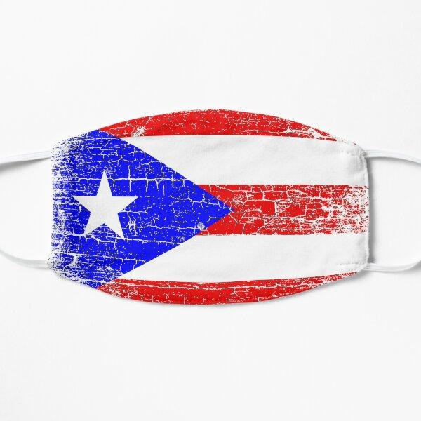 Vintage Puerto Rico Flag  Mask