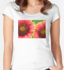 Indian Blanket Women's Fitted Scoop T-Shirt