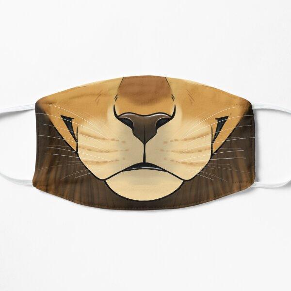 Lion Flat Mask