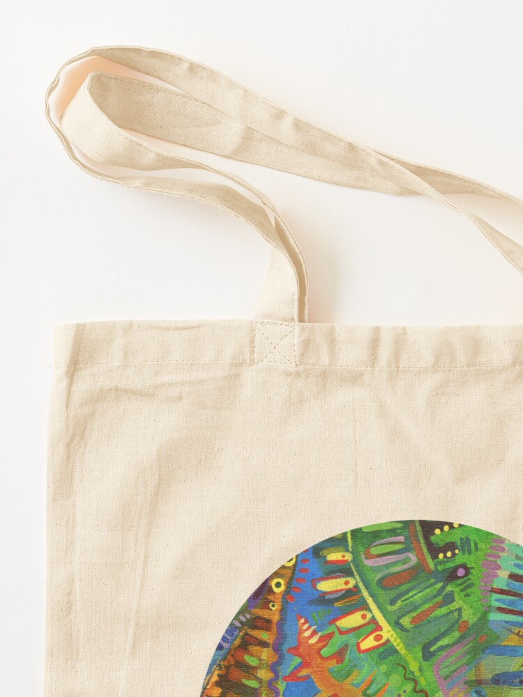 Alternate view of Fern Detail - 2014 Tote Bag
