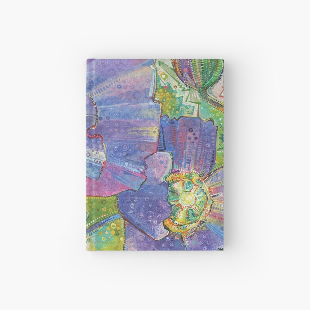Bloom Painting - 2015 Hardcover Journal