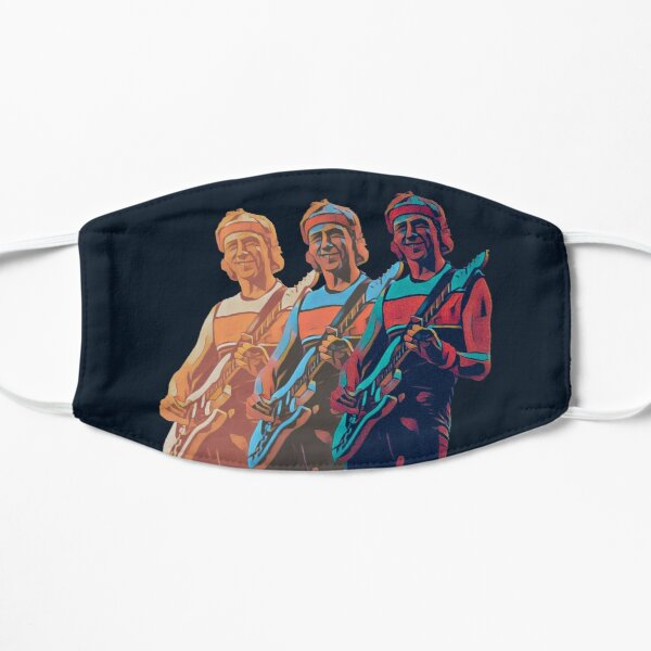 Mark trio Dire Straits Flat Mask