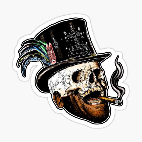 Baron Samedi Sticker