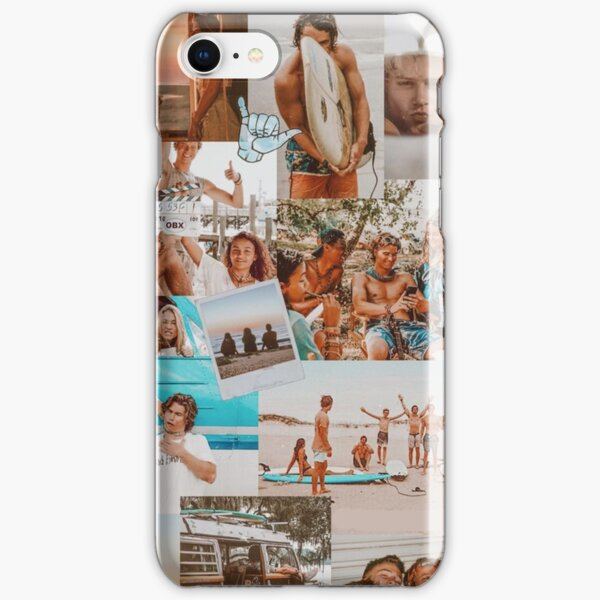 Best Summer Outer Banks  Aesthetic Collage iPhone Snap Case