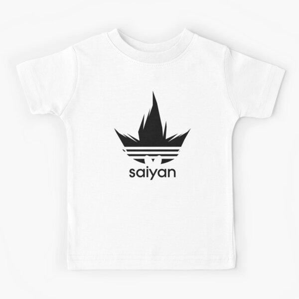 Saiyan T-shirt enfant