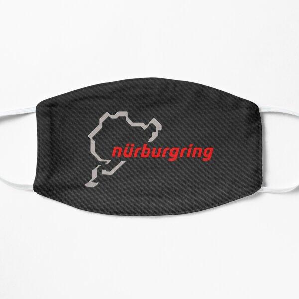Nürburgring Nordschleife Carbon Masque sans plis
