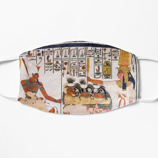 Nefertari Tomb Wall Mask